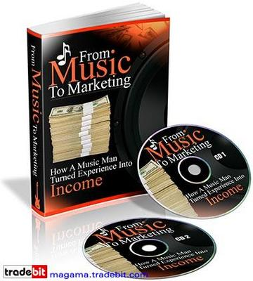 Product picture From Music To Marketing PLR!