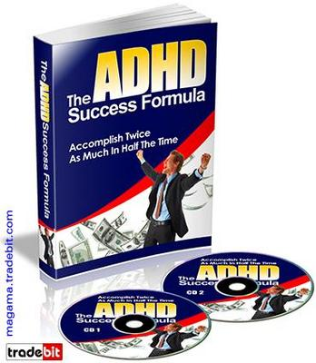 Product picture The ADHD Success Formula PLR!