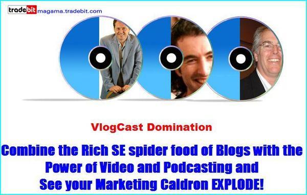 Product picture VlogCast Domination PLR!
