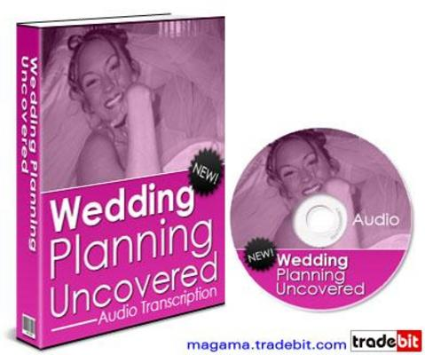 Product picture Wedding Planning Uncovered PLR!