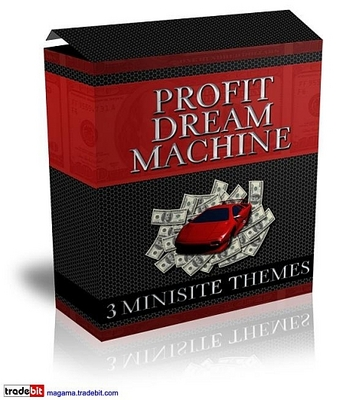 Product picture Profit Dream Machine!