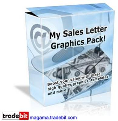 Product picture My Sales Letter Graphics Pack MRR!