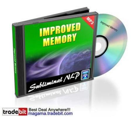 Product picture Subliminal NLP Track Improved Memory MRR!