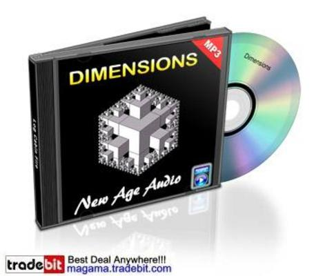 Product picture Dimensions  New Age Colection Subliminal MRR!