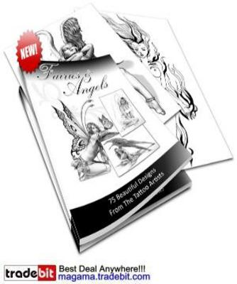 Product picture Fairy and angel tattoos MRR!